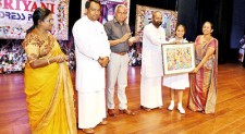 Islandwide Winners of Annual Student's Art Competition