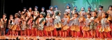 The annual concert of  Kinder Care Montessori