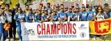 Sri Lanka bags Deaf  Cricket World Cup