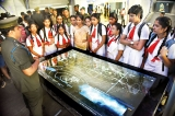 Signal Corp's Wave a big draw among schoolchildren