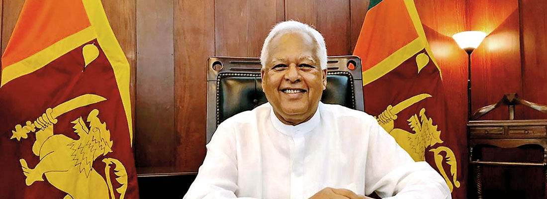 Why Amunugama is the most qualified to pen 'Dreams of Change'