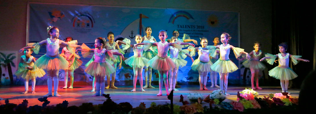 Little Angels Montessori  annual concert