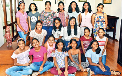9 to 14s give rein to their creativity in 'Eagle Eyes and other tales'