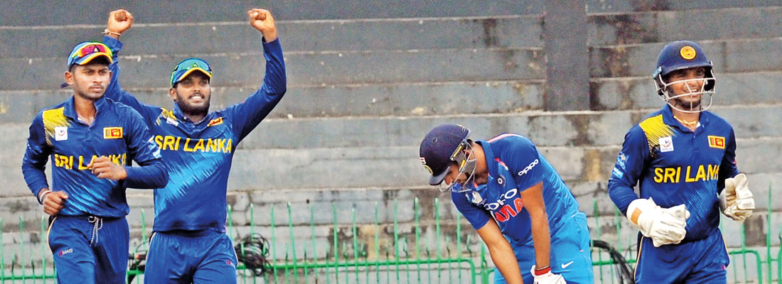 Young Lankan bring back happy adrenaline in three-run thriller