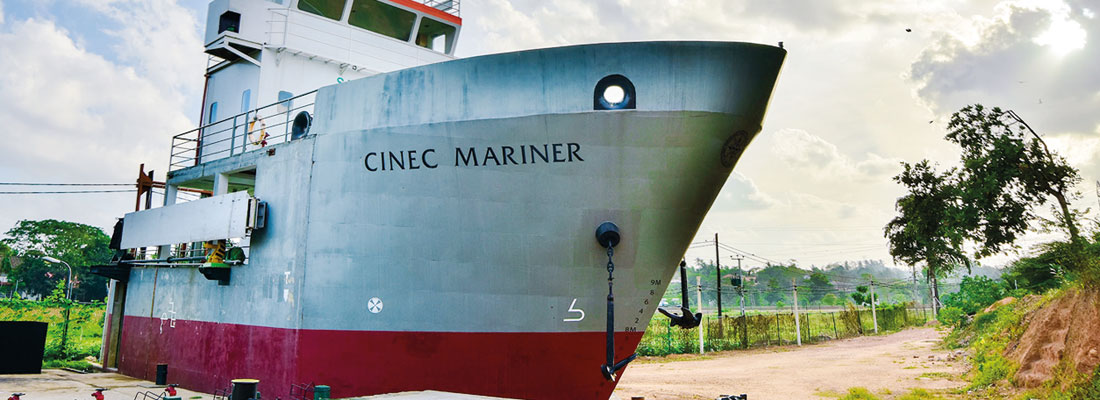 CINEC Campus, Pioneer and Leader in Sri Lankan Maritime Training
