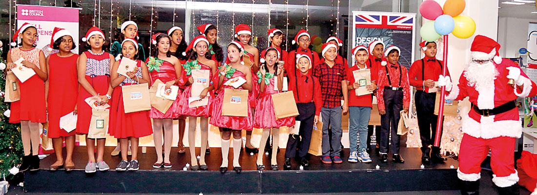 Christmas Open Day at British Council