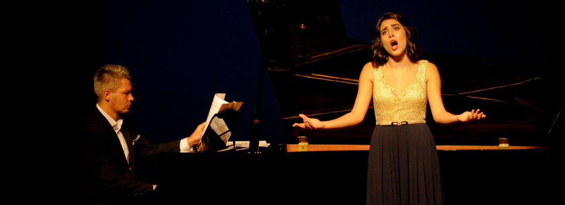 Amazed and delighted by Russian  classical duo in Colombo
