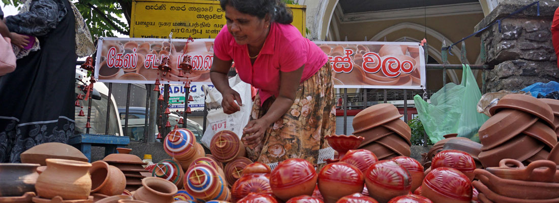 Forget 2018′s political  turmoil, Lankans all  set to welcome 2019