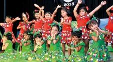Annual concert of JMS Montessori