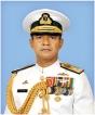 New Navy chief Piyal de Silva assumes duties