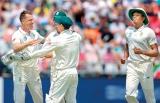 Steyn, Rabada strike in second innings