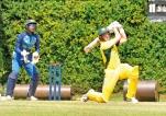 Australia U-19 prevail in a close battle