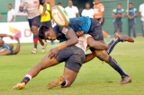 Kandy can't afford to relax against spirited Airmen