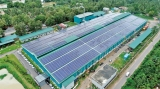 GRI goes Green by installing a 1.2 MW solar power system