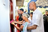 11 division army troops build home for their civil staffer