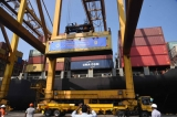 Port of Colombo handles record breaking 7 millionth TEU