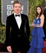 Social media's favourite  star at Golden Globes -'Fiji water lady'