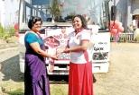 Convent of the Child Jesus National School, Ratnapura gets bus