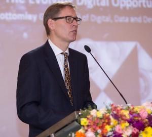 HSBC's Global Head of Digital visits Sri Lanka | The Sunday Times