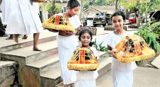 Sangamitta Balika Vidyalaya, Galle celebrates centenary