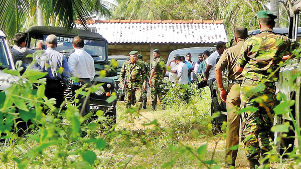 Wanathavillu explosives: CID probes possible links to militant group