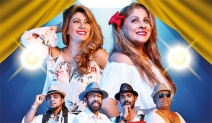 'Chandani with C & C' in action at 'Mahinda Night 2019'