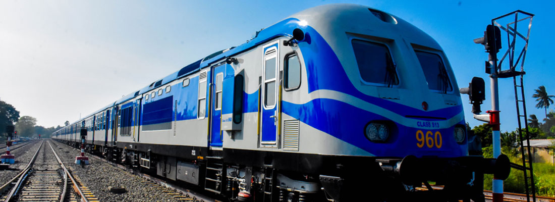 'Uttara Devi' to take off from Fort with a brand new S-13 locomotive power set