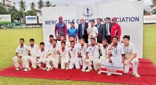 CCC School of Cricket wins Under-13 Inter-Academy Championship again