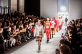 Amesh's designs walk the ramp at Berlin Fashion Week