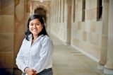 Sri Lankan students discover the ideal study destination at The University of Queensland