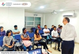 Australasian Academy of Hospitality (AAH) Held the Orientation for the January 2019 Batch
