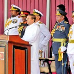 President Maithripala Sirisena addresses the nation