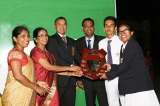 'Sayura' earn honours at Defence College Sports Meet
