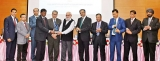 BOC recognised at Best Presented Annual Report Award at SAARC Anniversary Awards