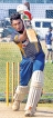 Pete Santhush batting prodigy par excellence