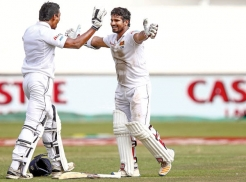 Superhero Kusal carries Lanka to spectacular victory