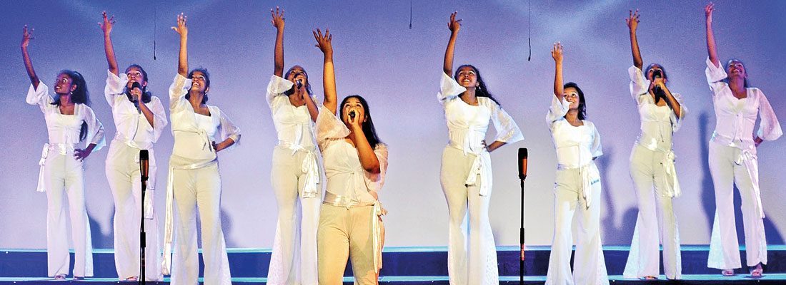 A rocking night of Motown music