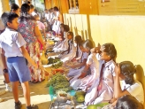 Environmental Fair by Kirama Dhammananda Vidyalaya