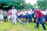 Nalanda College, Astro Minds 'Dumbara Sky' has rural schoolchildren starstruck