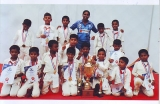 CCC School of Cricket shows their supremacy once again