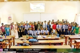 Gavel conducts a workshop for Enliven 2019