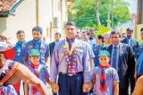 Negombo Dist. Scout Association 75th Anniversary