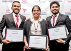 Young innovators bag global award with mosquito repellant