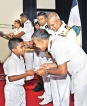 Scholarships for children of naval families