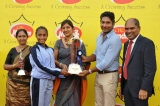 Munchee extends its support to young athletes at ISAC