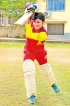 Lakshitha Perera's 213 runs and match bag of  10 wickets is sheer class