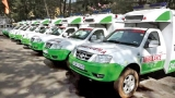 Free ambulance service goes to Central Province