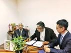 MoUs signed between J'Pura Uni and NSYSU