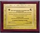 SLIM strikes Gold and SAARC merit award