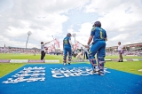 Training for Sri Lanka cricketers in England well ahead of World Cup